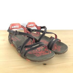 Merrell Sandspur Rose LTR Outdoor Sandals Strappy